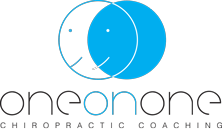 One on One Chiropractic Logo